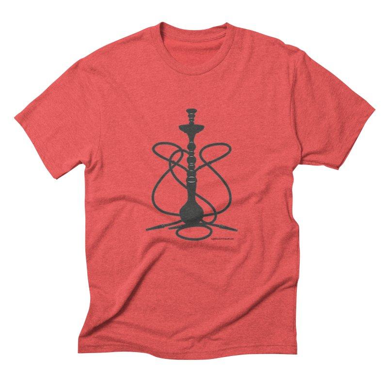 Hookah Men's T-Shirt by Last Door on the Left