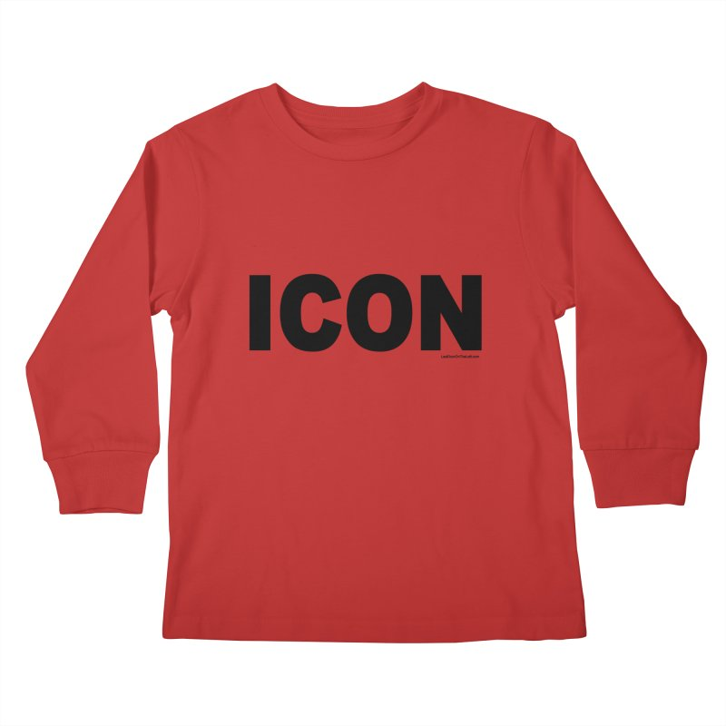 ICON Kids Longsleeve T-Shirt by Last Door on the Left