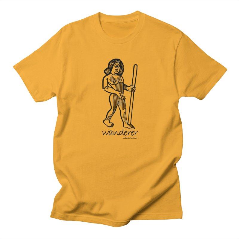 Wandering Cyclops Men's T-Shirt by Last Door on the Left