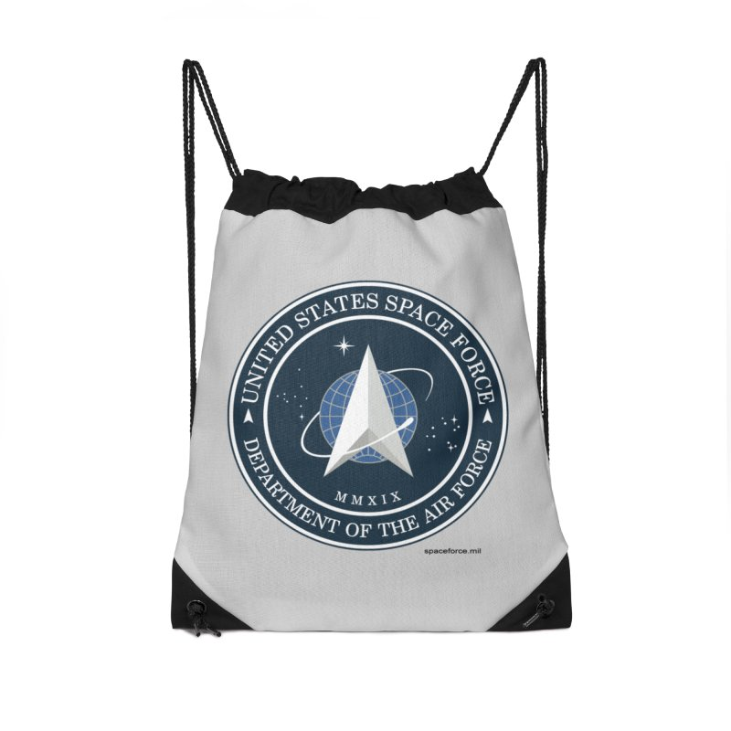 United States Space Force Accessories Bag by Last Door on the Left