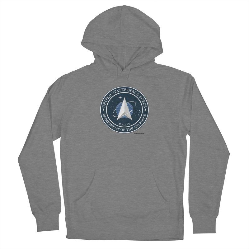 United States Space Force Women's Pullover Hoody by Last Door on the Left