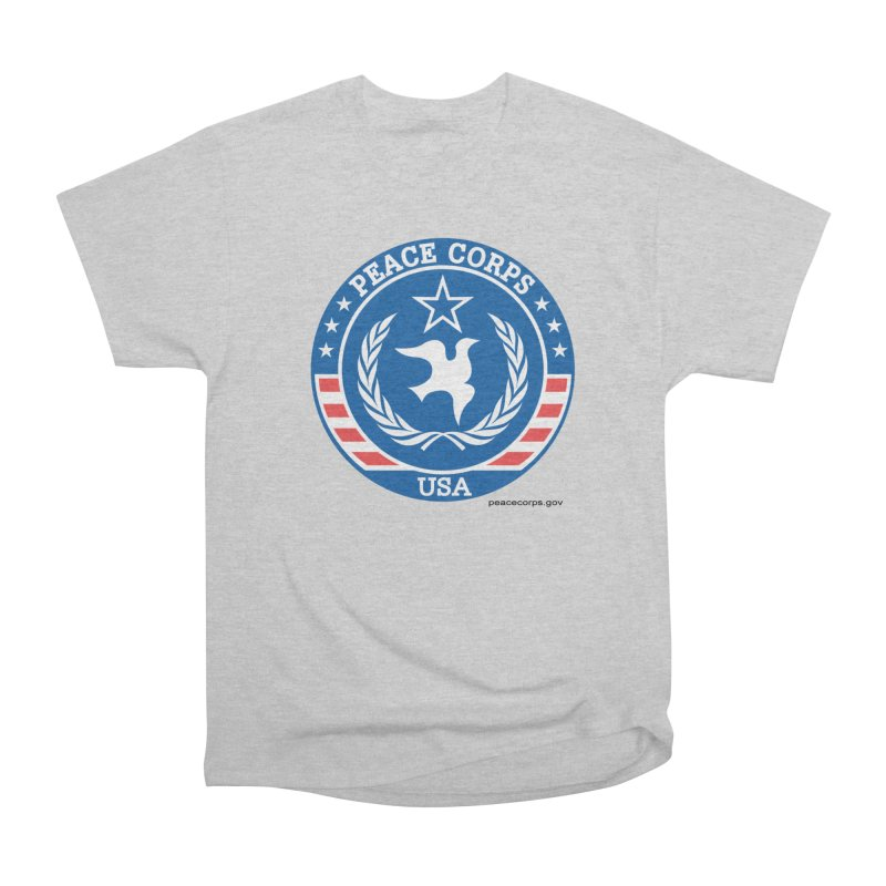 USA Peace Corps Retro Men's T-Shirt by Last Door on the Left
