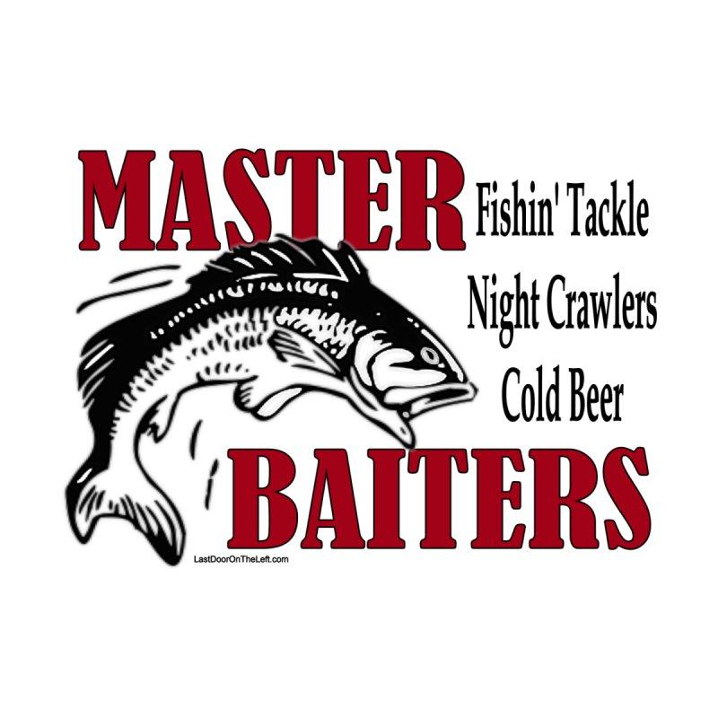 Master Baiters Men's V-Neck by Last Door on the Left