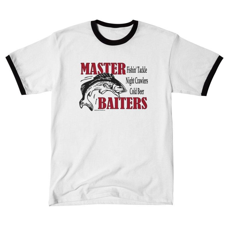 Master Baiters Women's T-Shirt by Last Door on the Left