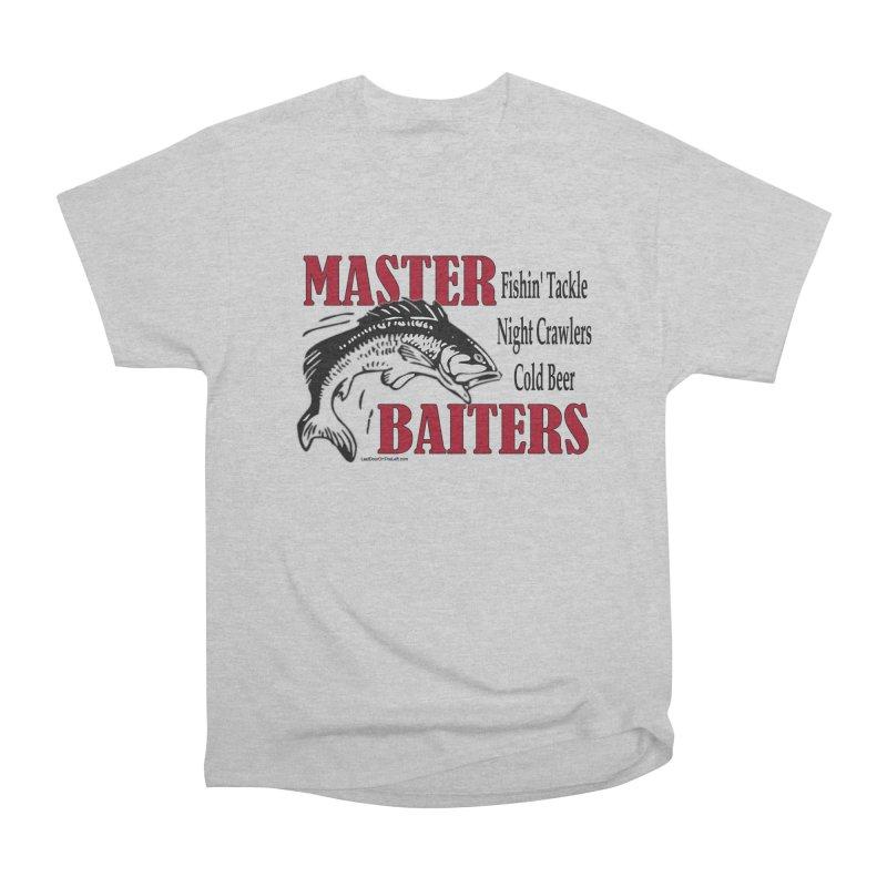 Master Baiters Men's T-Shirt by Last Door on the Left