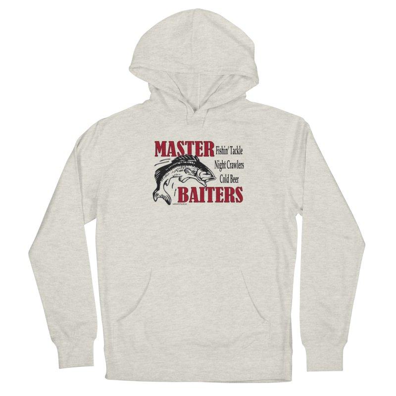 Master Baiters Men's Pullover Hoody by Last Door on the Left