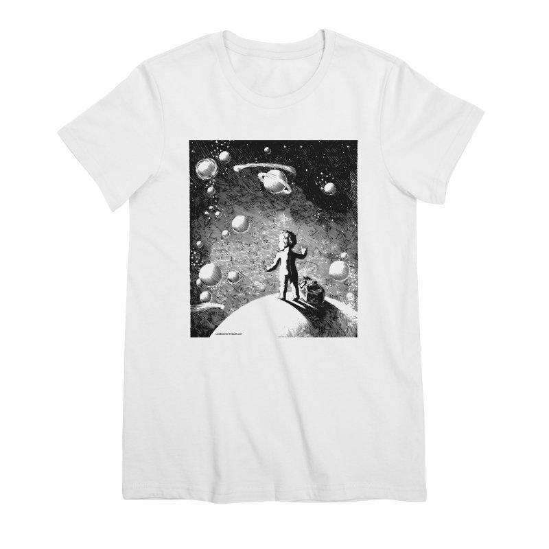 Trans Baby Women's T-Shirt by Last Door on the Left