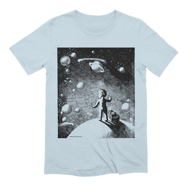 Trans Baby Men's T-Shirt by Last Door on the Left