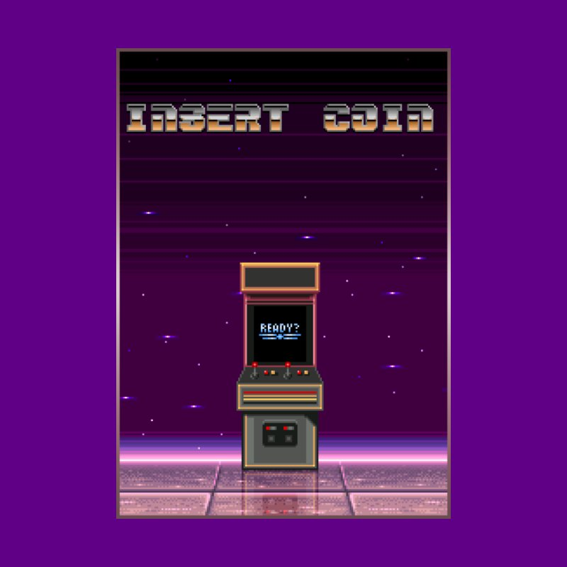 Insert Coin by lastpixel's Artist Shop