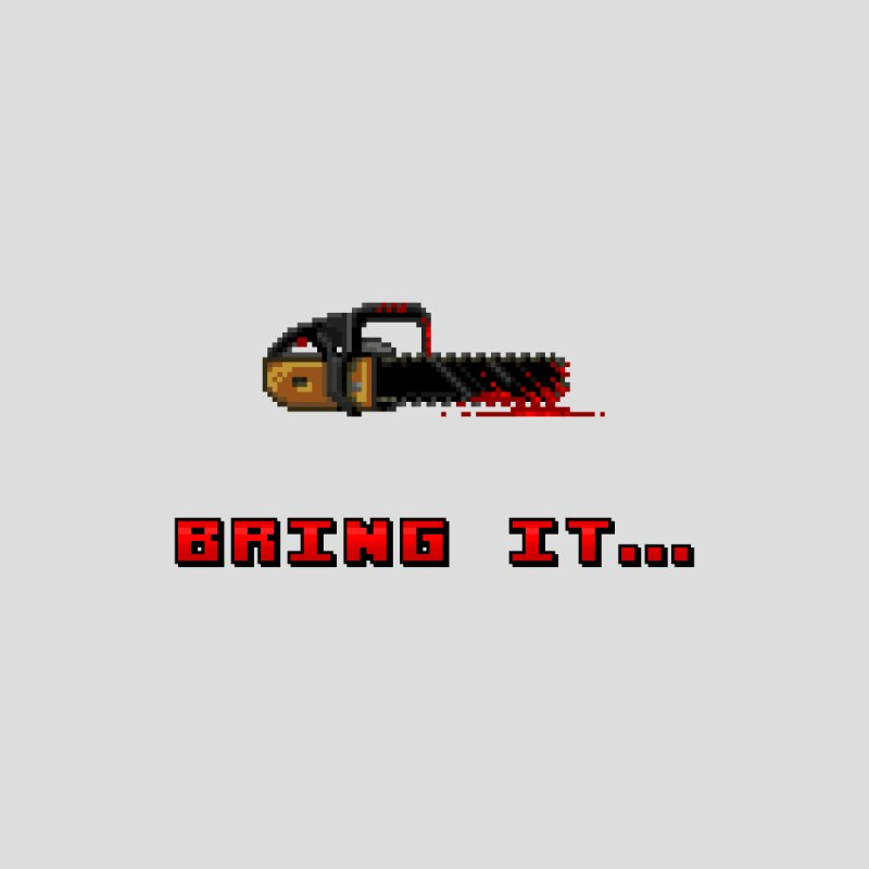 Bloody Chainsaw by lastpixel's Artist Shop
