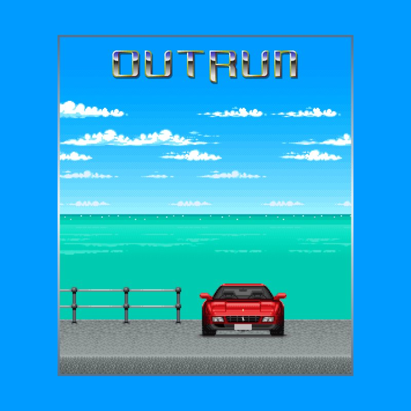 Outrun Chill by lastpixel's Artist Shop