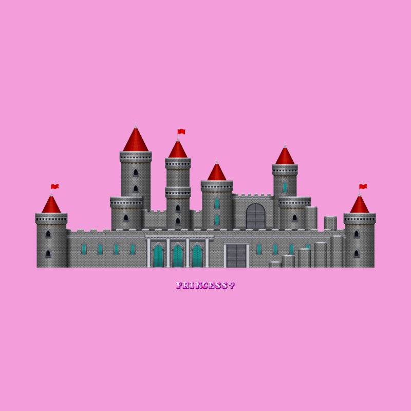 Fantasy Castle by lastpixel's Artist Shop