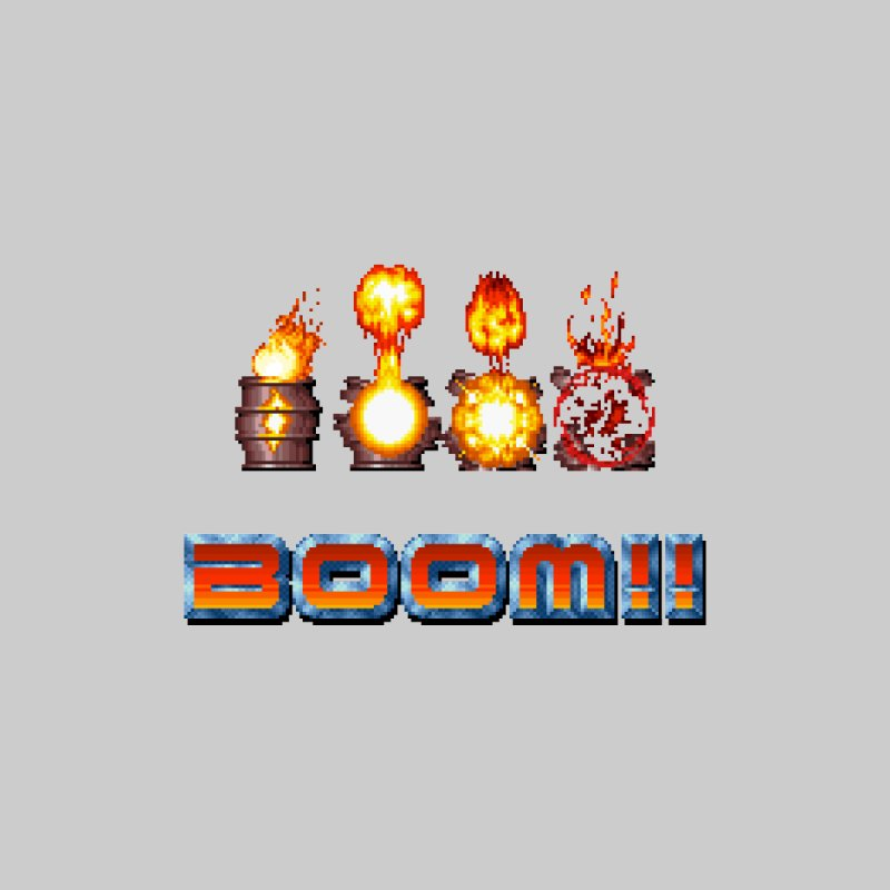 Boom!! by lastpixel's Artist Shop