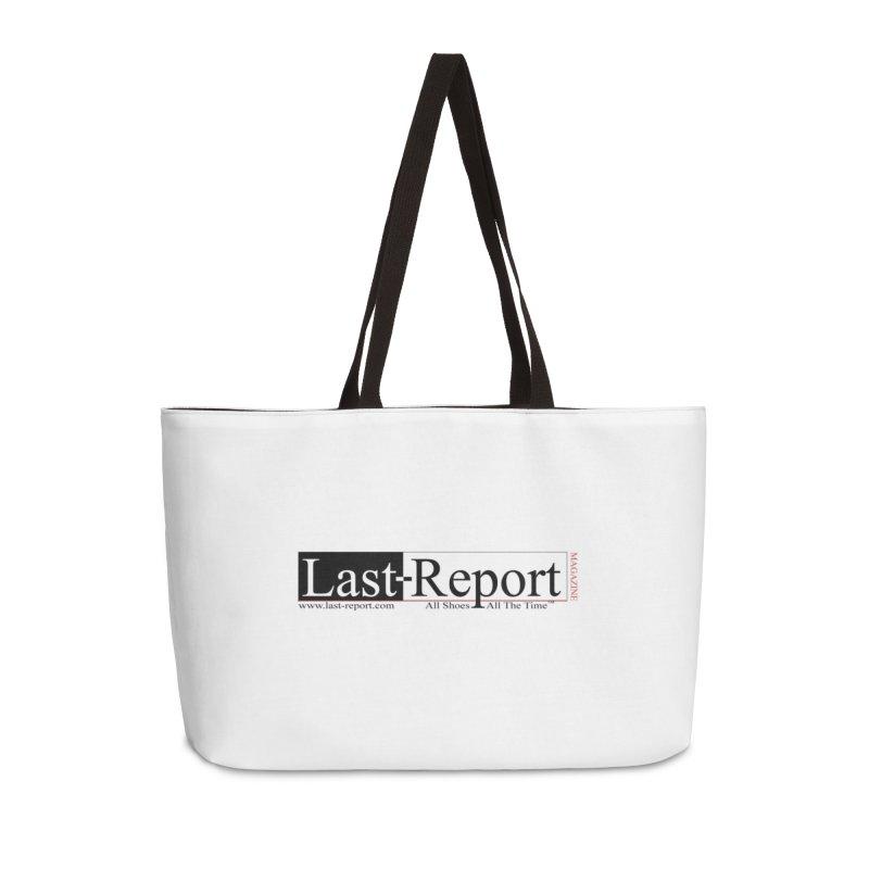 Last-Report Accessories Weekender Bag Bag by Shop Last-Report