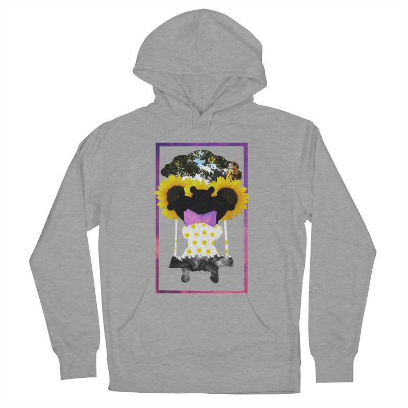 #nonbinarybear Women's Pullover Hoody by Later Louie's Artist Shop