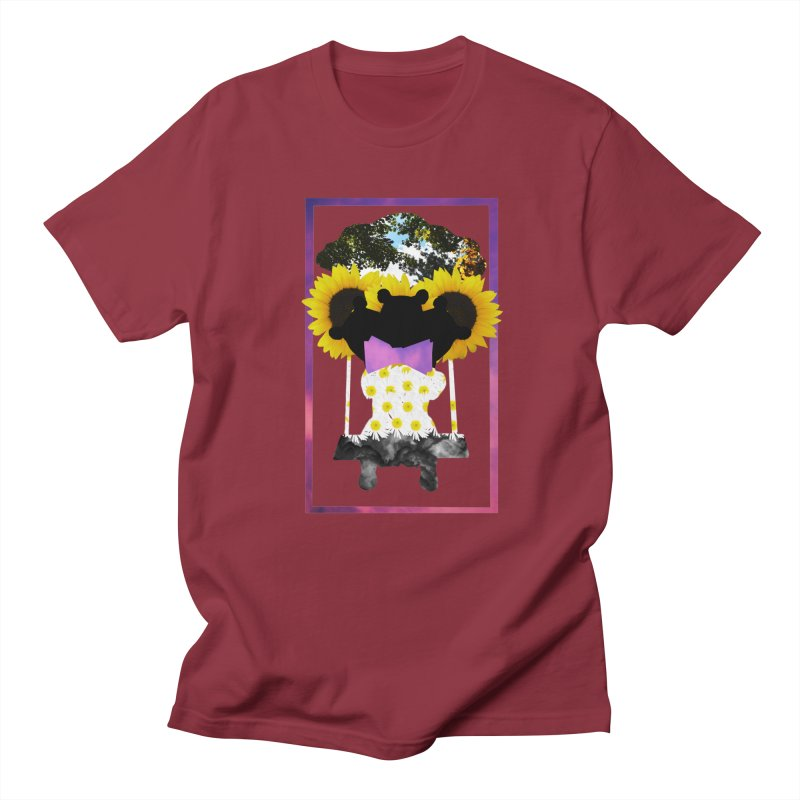 #nonbinarybear Women's T-Shirt by Later Louie's Artist Shop