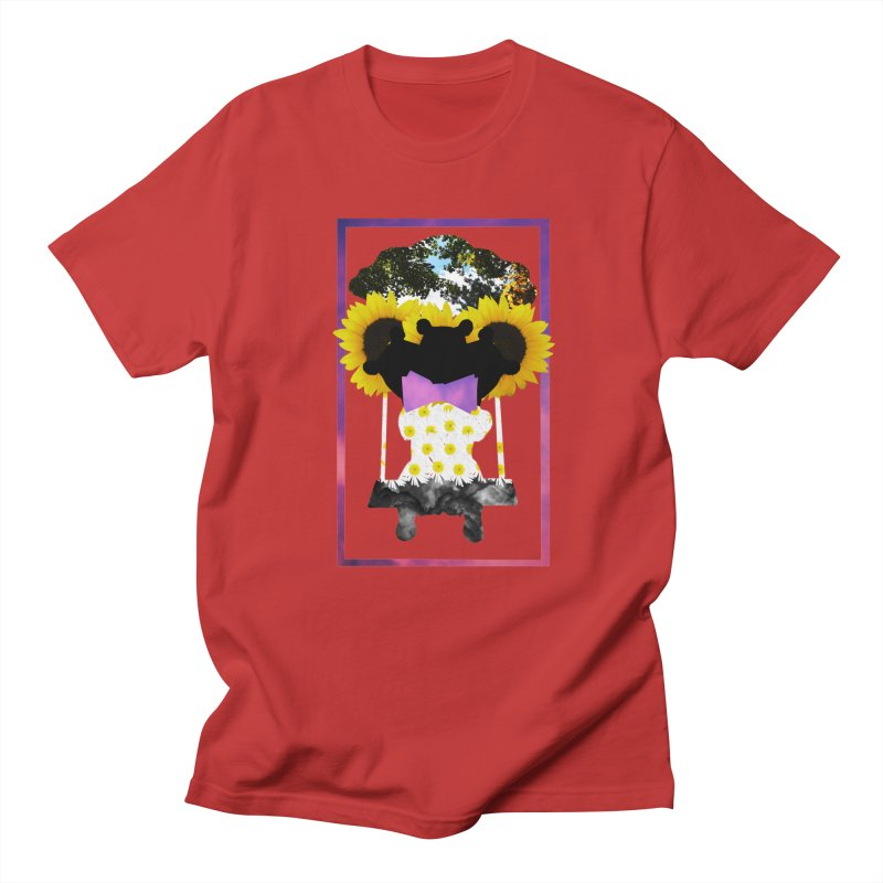 #nonbinarybear Men's T-Shirt by Later Louie's Artist Shop