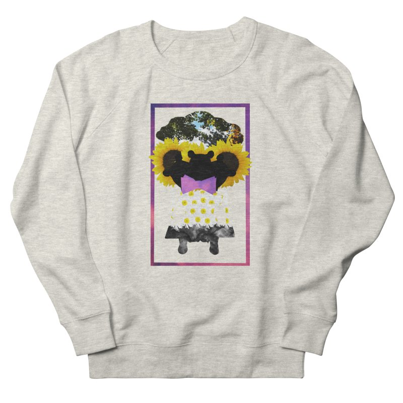 #nonbinarybear Women's Sweatshirt by Later Louie's Artist Shop
