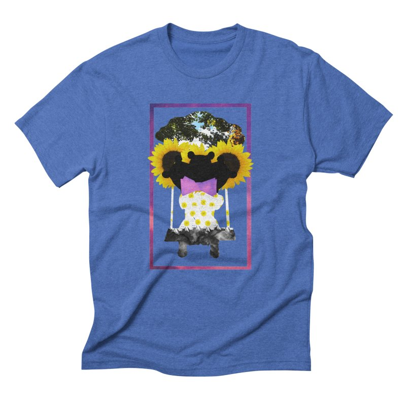 #nonbinarybear Men's T-Shirt by Later Louie's Artist Shop