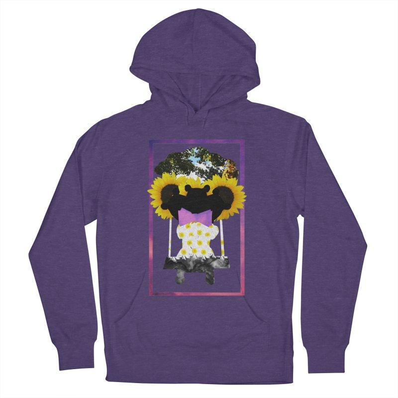 #nonbinarybear Women's Pullover Hoody by laterlouie's Artist Shop