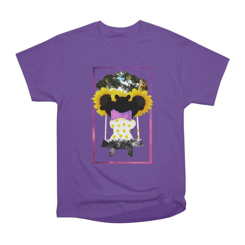 #nonbinarybear Men's Heavyweight T-Shirt by Later Louie's Artist Shop