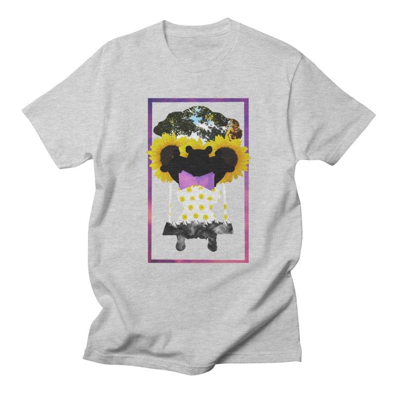 #nonbinarybear Women's Regular Unisex T-Shirt by laterlouie's Artist Shop