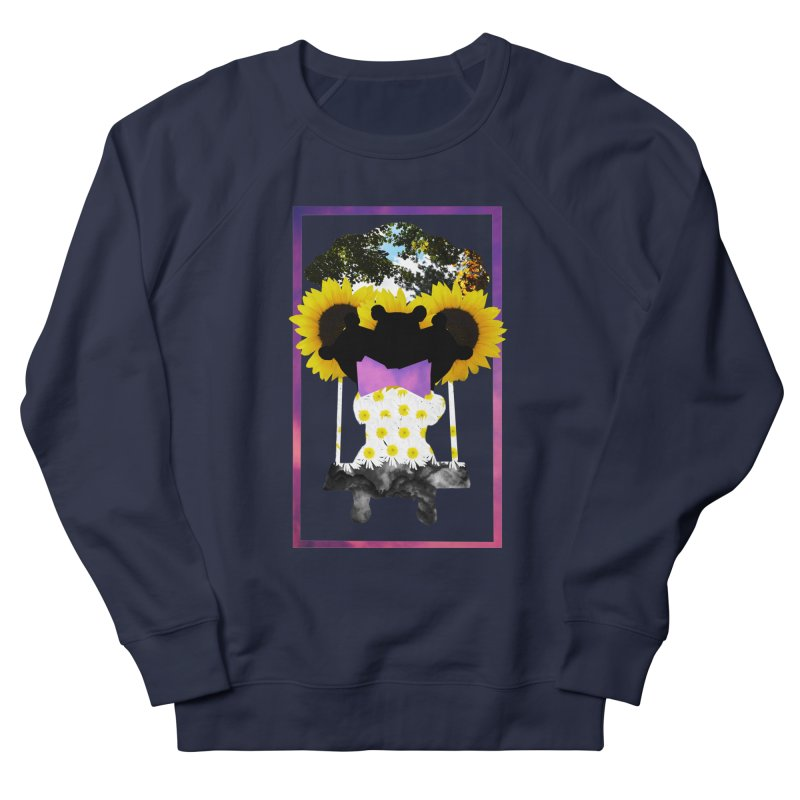 #nonbinarybear Women's Sweatshirt by Later Louie's Artist Shop