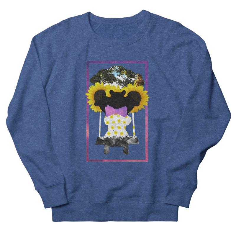 #nonbinarybear Men's Sweatshirt by Later Louie's Artist Shop