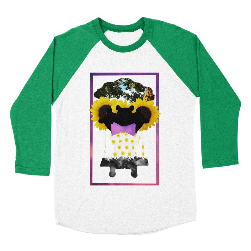 #nonbinarybear Women's Longsleeve T-Shirt by Later Louie's Artist Shop