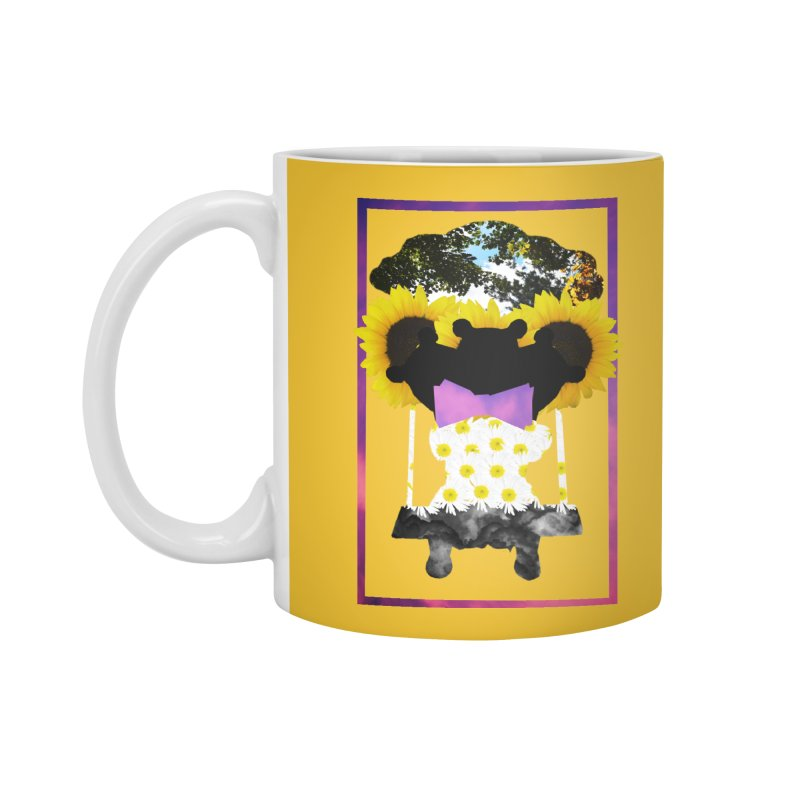#nonbinarybear Accessories Mug by laterlouie's Artist Shop