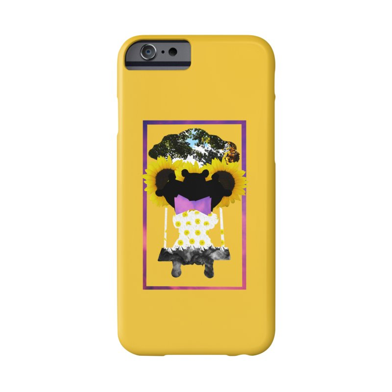 #nonbinarybear Accessories Phone Case by Later Louie's Artist Shop