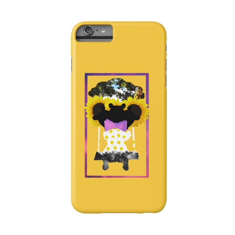 #nonbinarybear Accessories Phone Case by laterlouie's Artist Shop