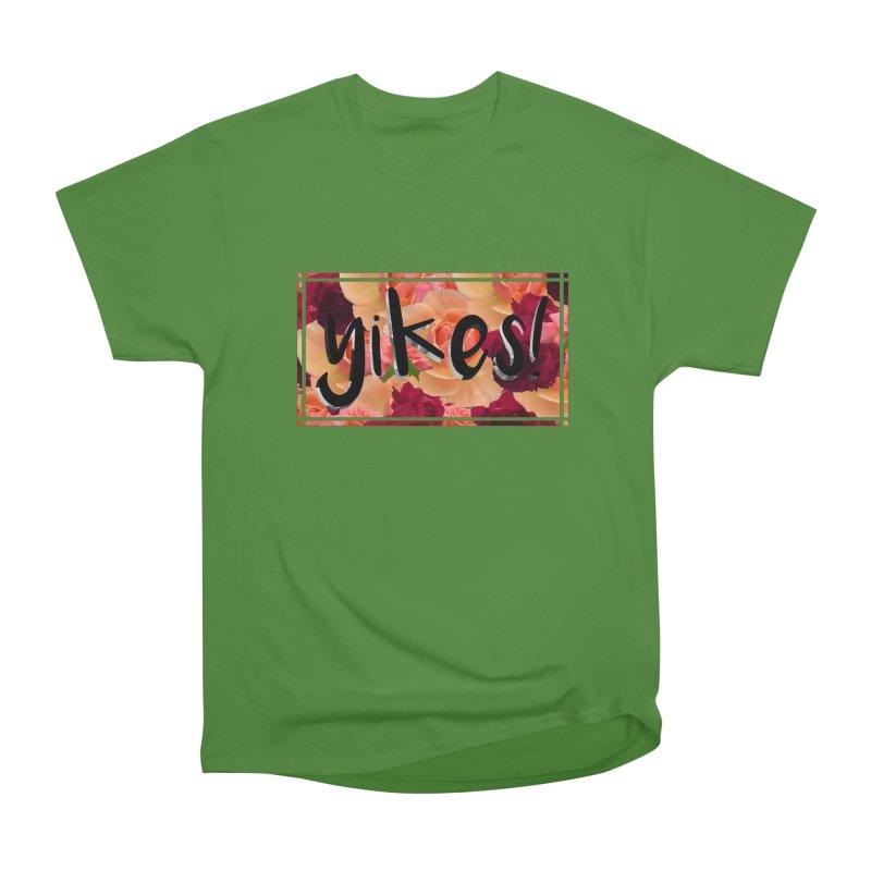 yikes! Women's Classic Unisex T-Shirt by laterlouie's Artist Shop