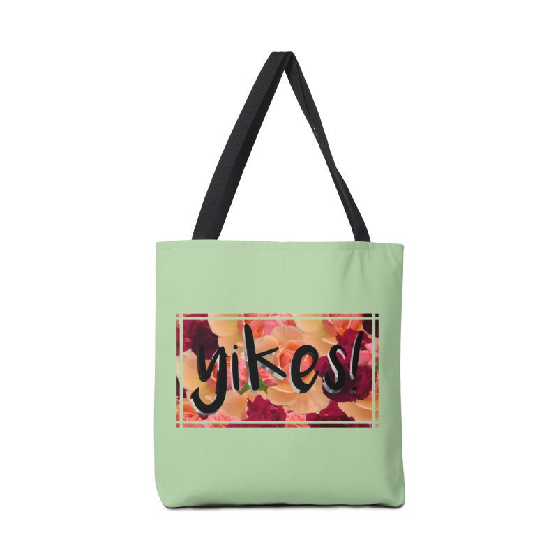yikes! Accessories Bag by Later Louie's Artist Shop