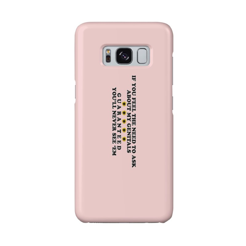 MYB (Mind Your Business) Accessories Phone Case by Later Louie's Artist Shop