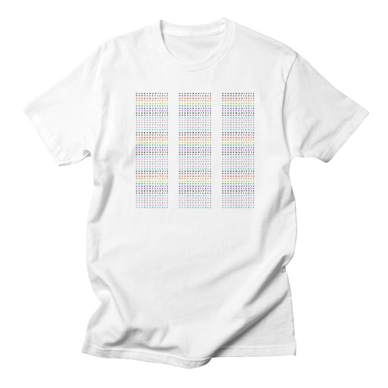 PRIDE Men's T-Shirt by laterlouie's Artist Shop