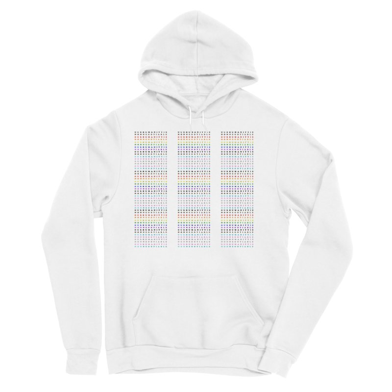 PRIDE Women's Sponge Fleece Pullover Hoody by Later Louie's Artist Shop