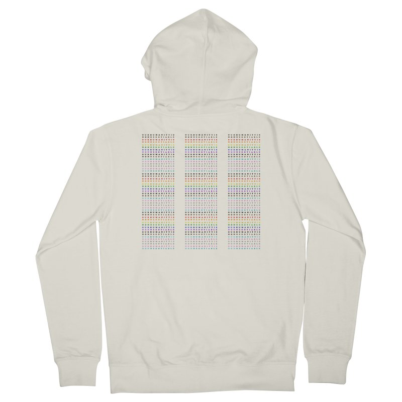 PRIDE Women's French Terry Zip-Up Hoody by laterlouie's Artist Shop