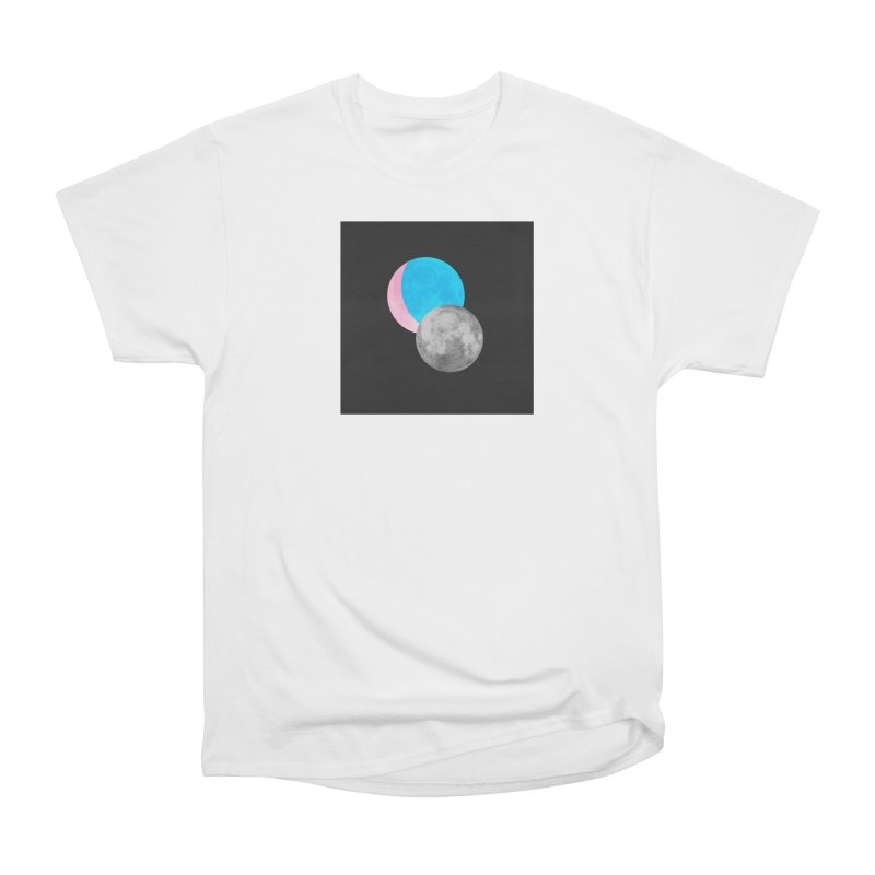 TMOONZ Women's T-Shirt by Later Louie's Artist Shop