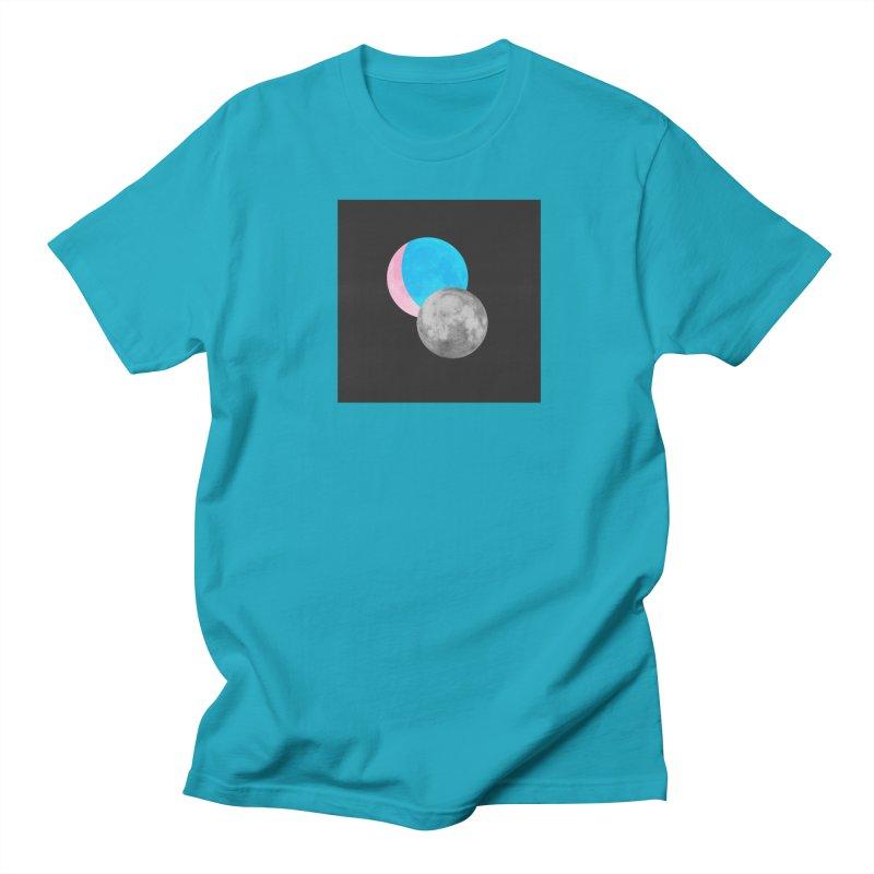 TMOONZ Women's T-Shirt by Later Louie's Artist Shop