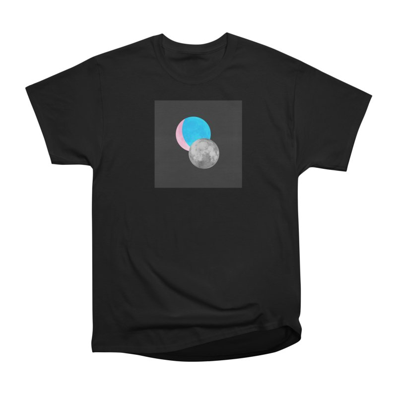 TMOONZ Men's Heavyweight T-Shirt by Later Louie's Artist Shop