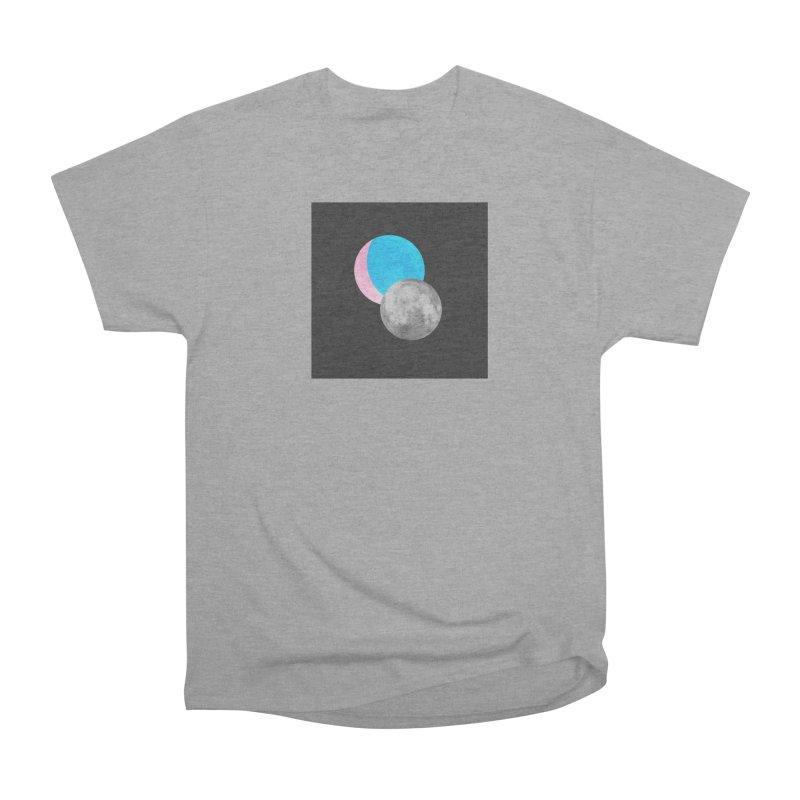 TMOONZ Men's Heavyweight T-Shirt by Later Louie's Artist Shop