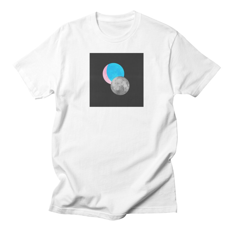TMOONZ Men's T-Shirt by laterlouie's Artist Shop