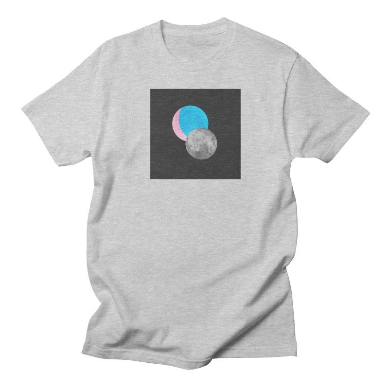 TMOONZ Women's Regular Unisex T-Shirt by Later Louie's Artist Shop