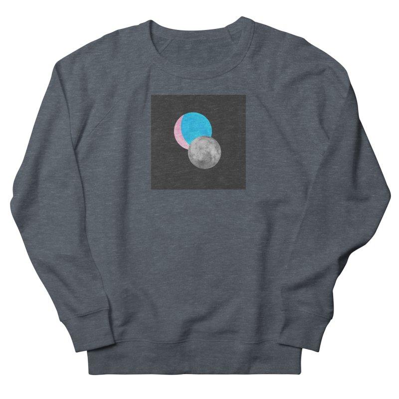 TMOONZ Men's French Terry Sweatshirt by laterlouie's Artist Shop
