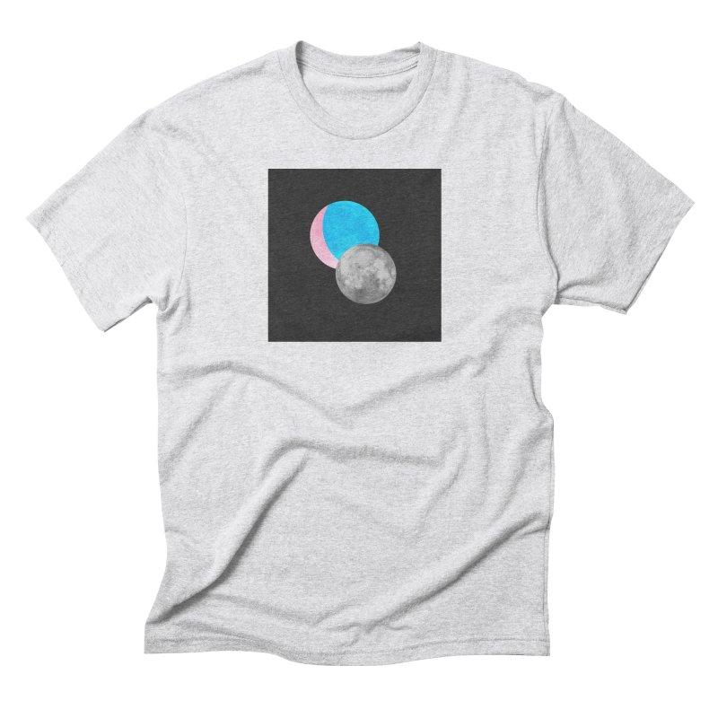TMOONZ Men's Triblend T-Shirt by laterlouie's Artist Shop