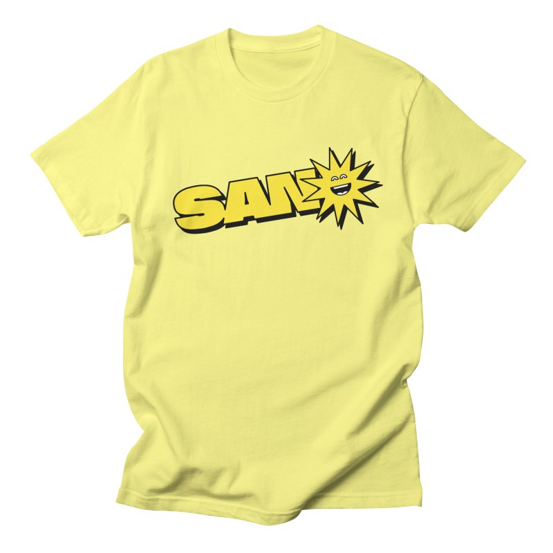 SANO Men's T-Shirt by Latino Body Music