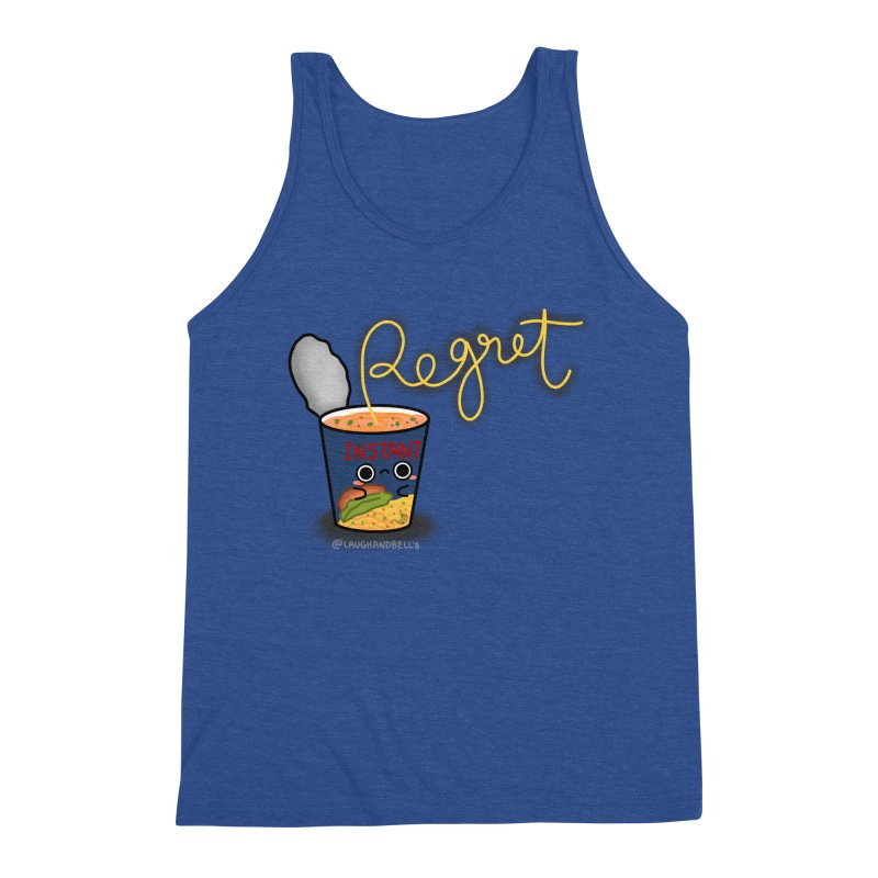 Instant Regret Men's Tank by Laugh And Belly's Merch