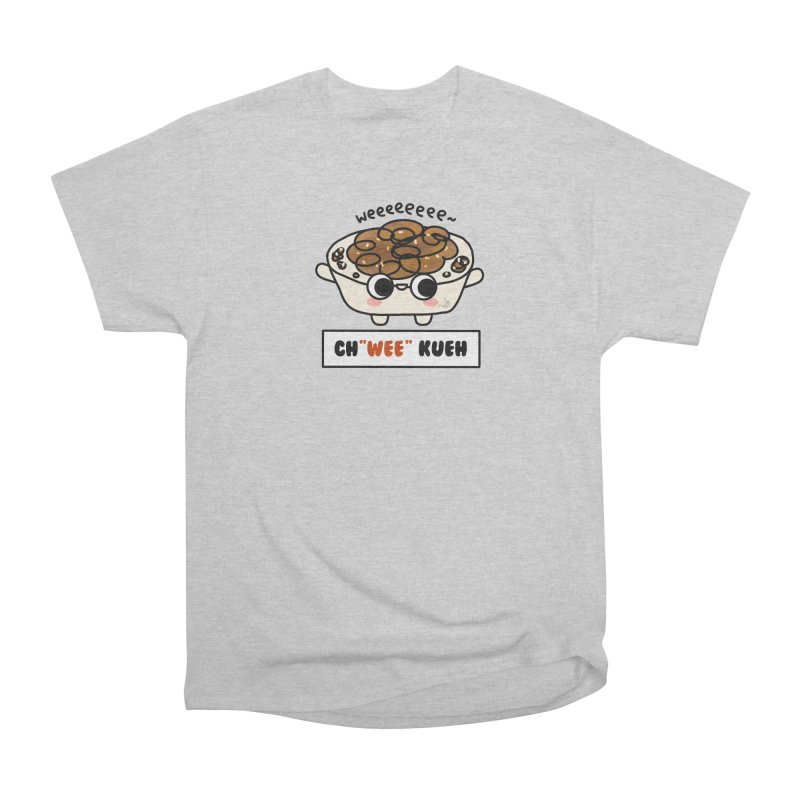 Ch(wee) Kueh (By Singaporeans For Singaporeans) Men's T-Shirt by Laugh And Belly's Merch