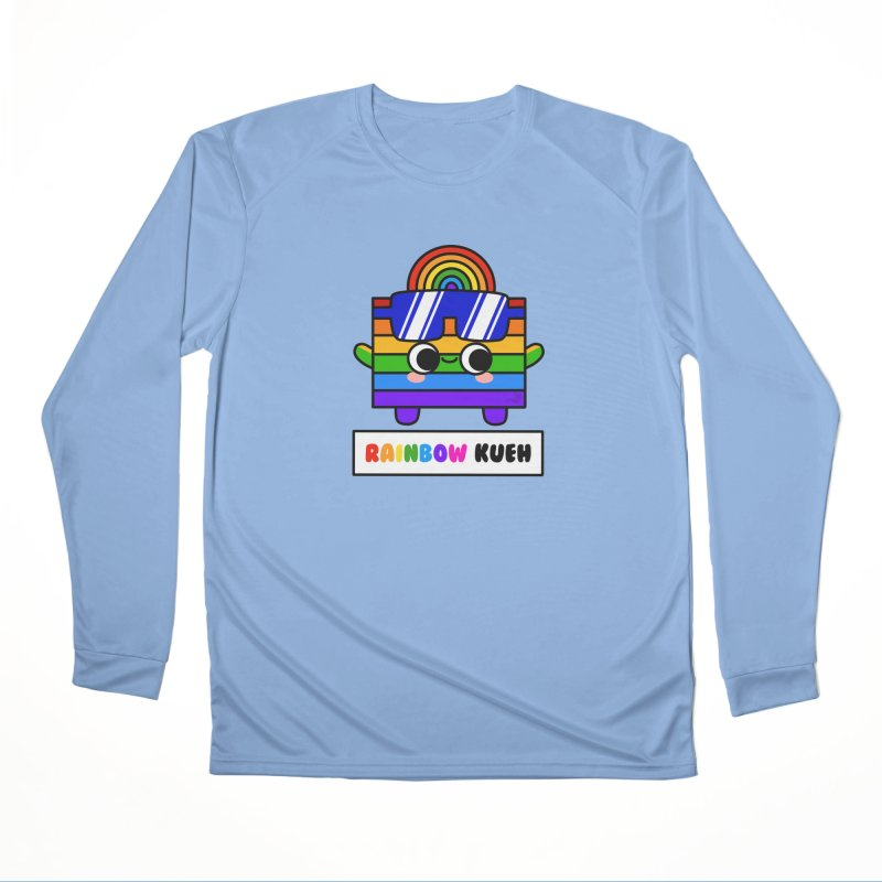 Rainbow Kueh (By Singaporeans For Singaporeans) Men's Longsleeve T-Shirt by Laugh And Belly's Merch